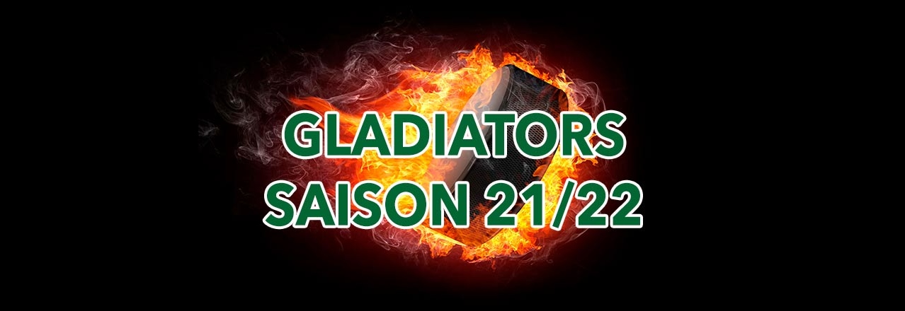 Gladiators Season 21/22