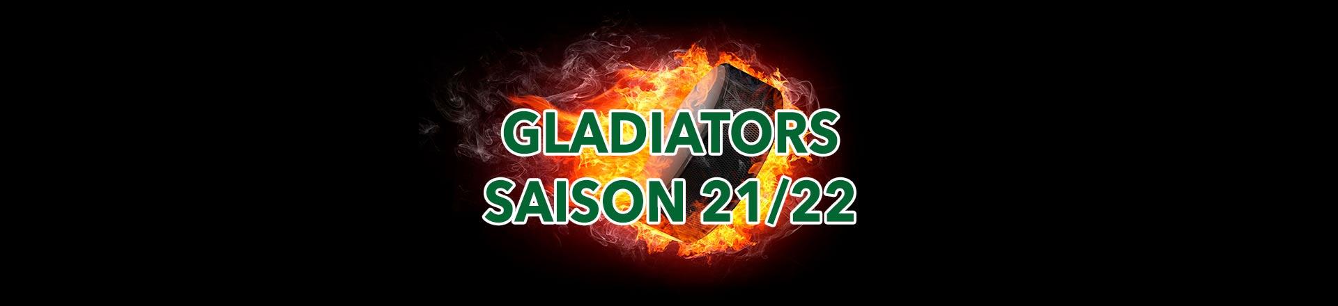 Gladiators Season 21/22