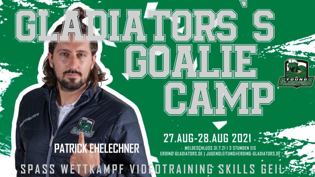 Goaly Camp powered by Patrick Ehelechner